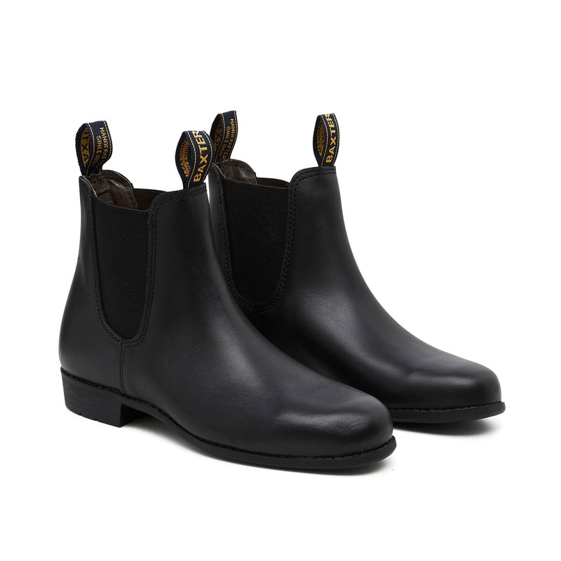 Appaloosa-Black—pair