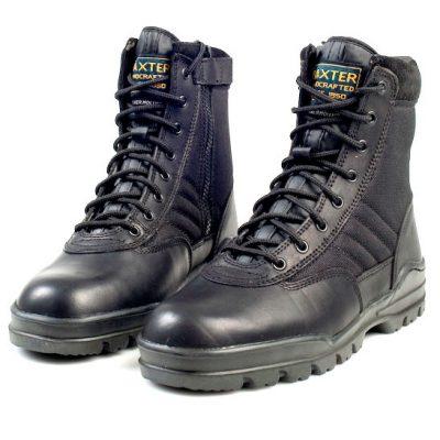 TX Zipper Boot PN337