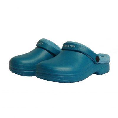 Clog Aqua