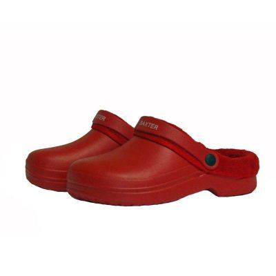 Clog Red