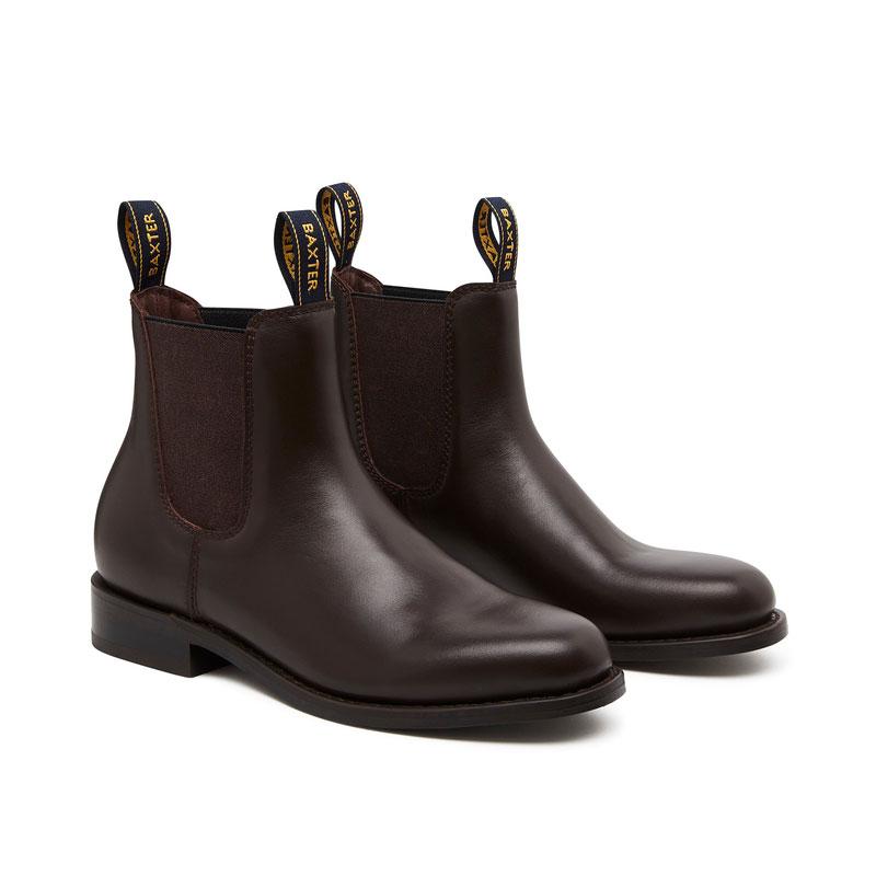 Pony-Rider-Brown—pair